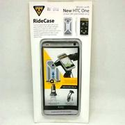 Topeak RideCase for NEW HTC ONE TRK-TT9837W 自行車手機殼 白色