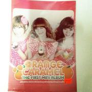 Orange Caramel 橙子焦糖 The First Mini Album 台壓L型資料夾