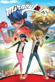 Miraculous: Tales of Lady Bug and Cat Noir #TPB