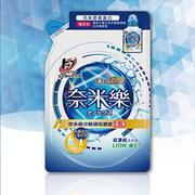 【Laundry Detergent】《Made in Japan》Super concentrated 奈米樂 NANOX Refill 450g *1 pack(LION 日本 獅王)