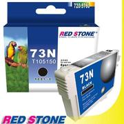 RED STONE for EPSON 73N/T105150墨水匣(黑色)
