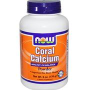 now Foods, 珊瑚鈣粉 Coral Calcium Powder, 6 oz (170 g)