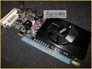 JULE 3C二館-微星MSI N610GT-MD2GD3 GT610/DDR3/2GB/軍規/HDMI/短