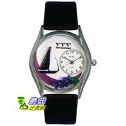 [美國直購 USAShop] Whimsical 手錶 Unisex Sigma Sigma Sigma Silver Watch S1710027 _mr $2087