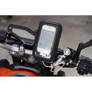 iphone 6 plus 5 6s iphone6 lte PGO BON 125 BWSR S-MAX Honda NC 750S NSS 300 NC750X摩托車手機座重型機車手機架車架支架