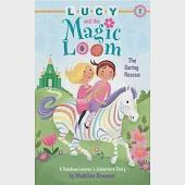 Lucy and the Magic Loom: The Daring Rescue