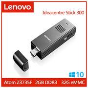 【福利品】LENOVO Ideacentre Stick 300 電腦棒(STICK 300_ 90F20010TQ)