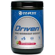 MRM, Driven, Pre-Workout Boost, Strawberry-Kiwi, 12.3 oz (350 g)