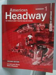 【書寶二手書T4/原文書_XAU】American Headway 1-The Worlds Most Trusted
