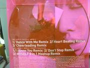 【書寶二手書T1/音樂_QAA】Jolin 2010Myself Dance with me Remix (LP+CD)_黑膠唱片