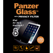 "Panzer Glass iPad/Air/Pro 9.7"" Privacy 玻璃保護貼 香港行貨"