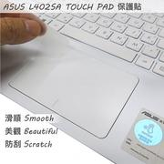 【Ezstick】ASUS L402 SA 系列專用 TOUCH PAD 抗刮保護貼
