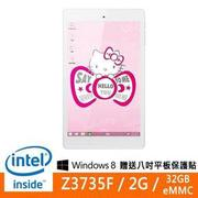 【盛群資訊】GenPad I08T3W-KITTY Tablet Windows 8 平板電腦 8吋
