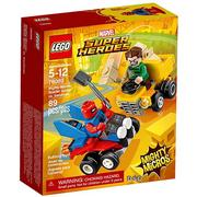 樂高積木 LEGO《 LT76089 》2018年 超級英雄系列 - Mighty Micros: Scarlet Spider vs. Sandma
