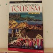 請看說明English for International Tourism 2/e & DVD