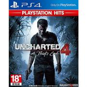 Sony PS4 秘境探險 4:盜賊末路 UNCHARTED 中文版