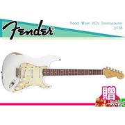 【小麥老師 樂器館】買1贈12!Fender Road Worn 60s Stratocaster 電吉他