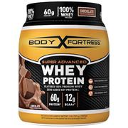 [iHerb] Body Fortress, Super Advanced Whey Protein, Chocolate, 32 oz (907 g)