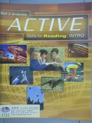 【書寶二手書T1/語言學習_QNZ】Active Skills for Reading: Intro_Neil J. Anderson_樣書_有光碟
