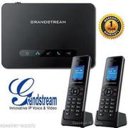 Grandstream DP750 + 2 DP720 Bundle DECT VoIP Base Station +