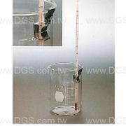 《台製》 溫度計夾 不鏽鋼製 Thermometer Holder for Beaker, S.S