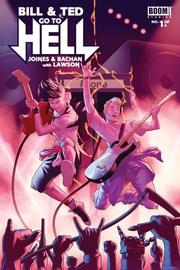 Bill & Ted Go To Hell #1