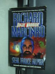 【書寶二手書T6/原文小說_KBB】Seal force alpha_Richard marcinro
