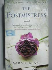 【書寶二手書T1/原文小說_IBQ】The Postmistress_Sarah Blake