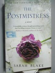 【書寶二手書T6/原文小說_IBQ】The Postmistress_Sarah Blake
