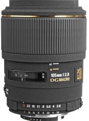 Sigma 105mm F2.8  DG  For NIKON (平輸貨)出清商品 無保固