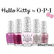 【彤彤小舖】O.P.I 指甲油 Hello Kitty by OPI系列 15ml