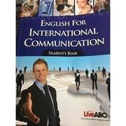 English for International Communication Student's Book