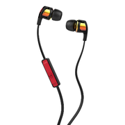 Skullcandy Smokin Buds 2 耳機 帶線控與咪 Spaced Out Black S2PGGY-392 香港行貨