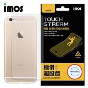 【iMOS Touch Stream】iPhone 6+ /6S+ 背面保護貼(霧面)