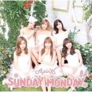 Apink Sunday Monday CD附小卡 (購潮8)