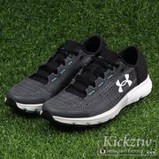 Under Armour UA Speedform Velociti 女鞋 深灰 慢跑鞋 訓練鞋 1285496-076