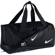 【NIKE】NIKE ALPHA ADAPT CROSSBODY 旅行袋 側背旅行袋 桶包 BA5257-010 黑色(ALPHA ADAPT CROSSBODY BA5257-010)