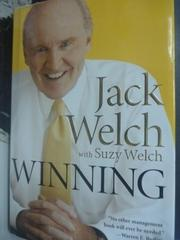 【書寶二手書T6/勵志_WGI】Winning_Welch, Jack/ Welch, Suzy
