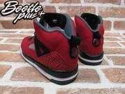 BEETLE PLUS NIKE AIR JORDAN SPIZIKE RETRO GS 史派克李 爆裂 AJ合體 黑紅 女鞋 317321-601