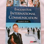 多益 English for international communication/ Live ABC