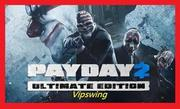 【劫薪日2 + DLC】特殊終極版組合 Steam Pc PAYDAY 2: Ultimate Edition 特殊專單