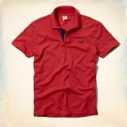 【hollister】Hco  短袖 polo G142