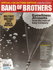 MILITARY HISTORY:BAND OF BROTHERS 8月號/2012