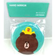 MISSHA×LINE FRIENDS 補妝鏡