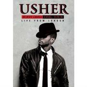 亞瑟小子:2011年OMG倫敦O2演唱會 / Usher: OMG Tour Live at the O2 London (DVD)