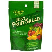 [iHerb] Karen's Naturals, Premium, Just Fruit Salad, .50 oz (14 g)