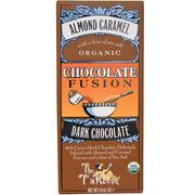 [iHerb] The Tea Room, Chocolate Fusion, Dark Chocolate, Almond Caramel, 1.8 oz (51 g)