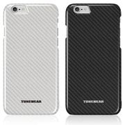 【Tunewear】Carbonlook iPhone6 Plus保護殼(5.5吋 瘋狂再送kajsa站立皮套+USB小風扇)