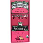 [iHerb] [iHerb] The Tea Room Chocolate Fusion, Dark Chocolate, Raspberry Rooibos, 1.8 oz (51 g)