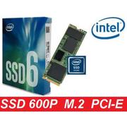 Intel 600P 128GB 256GB 512GB M.2 PCI-e 2280 SSD 固態硬碟